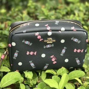 COACH Multi Purpose Bag / Cosmetic Bag F73459